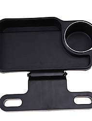 cheap -Auto Drink Food Cup Tray Car Back Seat Table Folding Interior Water Coffee Holder Stand Desk