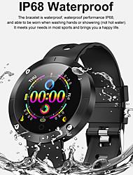 cheap -ST58 PLUS Bluetooth Bracelet 4.0 Blood Pressure H&R IP68 waterproof Activity Tracker Smart Band Gift For Friend