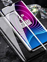 Недорогие -Защитная пленка для экрана oneplus 7 / 6t / 6 / 5t / 5 / 3t из закаленного стекла Полная защитная пленка для экрана 1 шт. Передняя защитная пленка для экрана высокой четкости (hd) / 9h твердость /