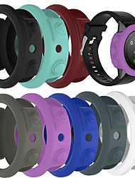 cheap -Soft Silicone Protector Case Cover Shell For Garmin Fenix 5 / Fenix 5S Smart Watch