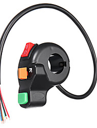cheap -7/8inch 22mm Motorcycle Handlebar Control Switch Light Horn Indicator