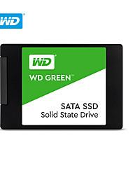 Недорогие -wd 240gb 2.5 '' ssd sata3 интерфейс высокая скорость чтения и записи