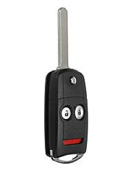 cheap -Car Remote Key Flip Fob Shell Case Keyless Entry For Acura Honda