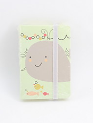 cheap -2019 Novelty Paper Ocean Collection Pattern Bandage Coil Book / Note Book Notepad For School Office Stationery A6