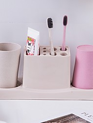 Недорогие -Инструменты Простой Modern PP 30шт Зубная щетка и аксессуары