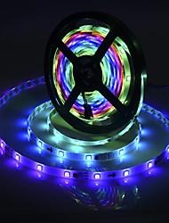 Недорогие -Brelong smd5050 10мм 5м 300led эпоксидная водонепроницаемая световая панель 14-клавишный инфракрасный контроллер с 5а источником питания
