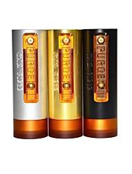 cheap -Purge mini 18650 mod 1 PCS Vapor Mods Vape  Electronic Cigarette for Adult with coils cotton and 18650 battery