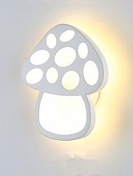 abordables -Créatif simple / Moderne contemporain Bureau / Bureau de maison / Magasins / Cafés Acrylique Applique murale 220-240V 4 W