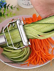 cheap -Stainless Steel Peeler & Grater Fruit / Multi-functional / Home Kitchen Tool Multifunction / Fruit / Vegetable