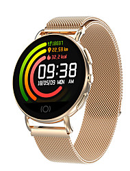 cheap -Couple's Sport Watch Digital Stainless Steel Creative Casual Watch Lovely Digital Casual Elegant - Gold Black Silver