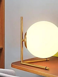 Недорогие -Настольная лампа Новый дизайн Художественный / Северный стиль Назначение Спальня / Кабинет / Офис Металл 220 Вольт