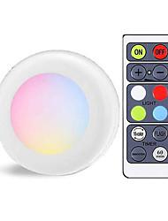 Недорогие -1 комплект светодиодный ночной свет с изменением цвета батарейки AAA с питанием