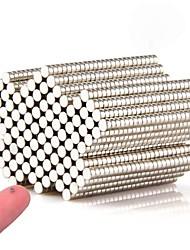 Недорогие -250 pcs Магнитные игрушки Сильные магниты из редкоземельных металлов Магнитный Магнитная наклейка мини Игрушки Подарок