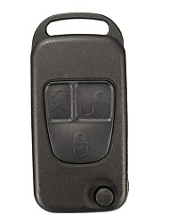 cheap -Replacement 3 Buttons Remote Key FOB Shell Case For Mercedes Benz ML C CL S Class