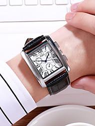 cheap -Men's Dress Watch Analog Quartz Casual Large Dial