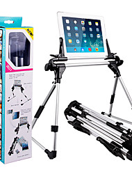 cheap -Aluminum Alloy Tripod Stand Foldable Adjustable Holder Desk / Bed Mount Stand Phone Tablet Available