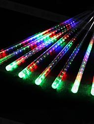 cheap -LOENDE 0.5m Rigid LED Light Bars 240 LEDs Dip Led White Color-changing Blue Party Decorative Wedding 100-240 V
