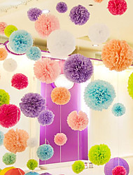 cheap -Decorations Pure Paper Wedding Decorations Wedding / Festival Wedding All Seasons
