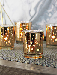 cheap -Classic Theme Candle Favors - 1 pcs Candle Holders Gift Box All Seasons