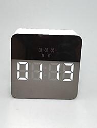 cheap -Clock Tabletop Clock Modern Contemporary Plastic Square
