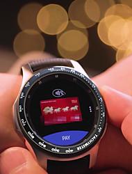 abordables -Coque Pour Samsung Galaxy Samsung Galaxy Watch 42 Acier Samsung Galaxy