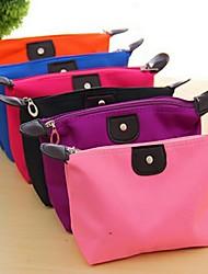 cheap -1pc Makeup Bag Cosmetic Bag Casual Multifunctional Waterproof Wash Bag Toiletry Storage Handbag