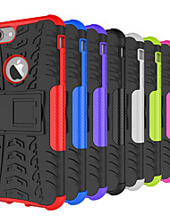 cheap -Case For Apple iPhone 11 / iPhone 11 Pro / iPhone 11 Pro Max Shockproof / with Stand Back Cover Geometric Pattern Hard Silicone / PC