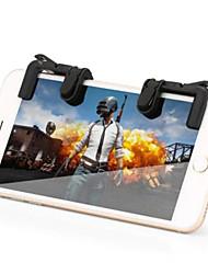 abordables -320 poignées de manette de jeu / déclencheur de jeu pour ios / android, poignées de manette de jeu cool / gâchette de jeu pp 1 unité