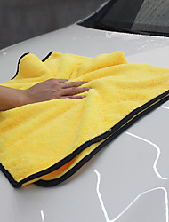 cheap -92*56cm Soft Microfiber Fiber Buffing Fleece Car Wash Towel Absorbent Dry Cleaning Kit Set for Car