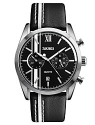 cheap -SKMEI®9148 Men Women Smartwatch Android iOS WIFI Waterproof Sports Long Standby Smart Chronograph Calendar Dual Time Zones