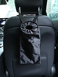 cheap -Portable Car Auto Dustbin Trash Garbage Dust Rubbish Bin Can Box Case Holder
