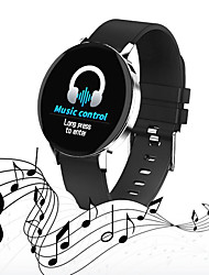 cheap -KUPENG R5 Men Women Smart Bracelet Smartwatch Android iOS Bluetooth Waterproof Touch Screen Heart Rate Monitor Blood Pressure Measurement Sports Pedometer Call Reminder Activity Tracker Sleep Tracker
