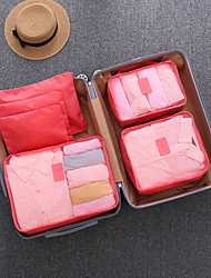 cheap -Travel Bag / Travel Luggage Organizer / Packing Organizer / Packing Cubes Multifunctional / Breathable / Dust Proof for Foldable / Luggage / Clothes Nylon 47*35*5 cm Unisex Everyday Use / Traveling