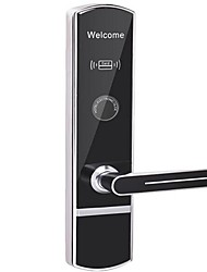cheap -770 Zinc Alloy Intelligent Lock Smart Home Security System Mechanical key unlocking Apartment / Hotel Security Door (Unlocking Mode Mechanical key / Card)