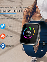 cheap -STY7 Smart watch IP67 Waterproof Fitness Tracker Heart Rate Monitor Blood Pressure Women men Clock Smartwatch For Android IOS