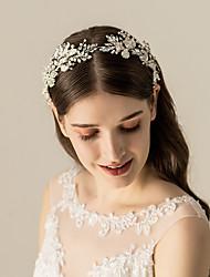 cheap -Alloy Headbands / Headdress with Sparkling Glitter 1 pc Wedding / Party / Evening Headpiece
