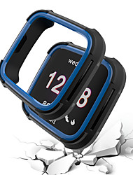 cheap -Case For Fitbit Fitbit Versa Silicone / Plastic Fitbit