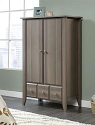 Недорогие -шкаф для спальни шкаф для хранения шкаф с отделкой из ясеня