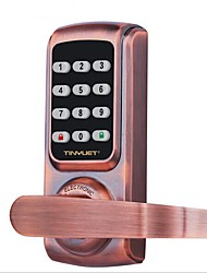 cheap -Smart door lock housing indoor password lock office anti-theft password lock