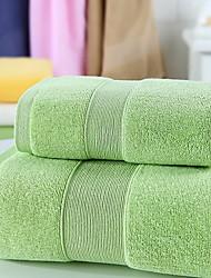 cheap -Superior Quality Wash Cloth, Solid Colored Cotton / Linen Blend Bathroom 1 pcs