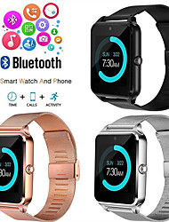 cheap -Z60 Smart Watch for Men Fitness Bracelet IP67 Waterproof with SIM Card Slot Women Smartwatch Clock for Apple iOS Android Phone