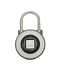 cheap -Fingerprint lock padlock locker file cabinet door lock safe burglar fingerprint lock
