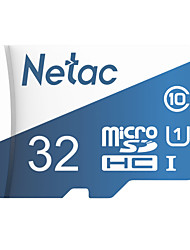 cheap -Netac 32GB Micro SD / TF Memory Card UHS-I U1 80MB/s camera