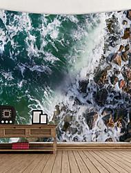 cheap -Beach Theme Wall Decor 100% Polyester Mediterranean Wall Art, Wall Tapestries Decoration