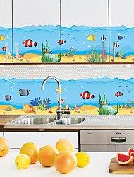 cheap -Decorative Wall Stickers - Plane Wall Stickers Animals Bedroom / Bathroom