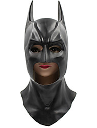 cheap -Cosplay Costume Mask Inspired by Bat Black Cosplay Halloween Christmas Halloween Carnival Adults' Men's Women's