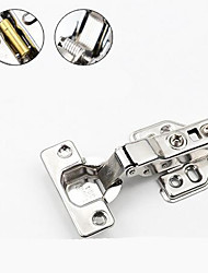 cheap -201 bend stainless steel damping hydraulic buffer hinge cabinet closet door big bend in the bend straight bend aircraft pipe hinge