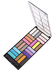 cheap -24 Colors Eyeshadow Eyeshadow Palette EyeShadow Easy to Carry lasting Daily Makeup Party Makeup Cosmetic Gift