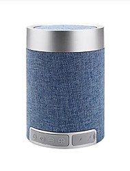 cheap -New Outdoor Portable Fabric Wireless Bluetooth Soundbox Plug-in Card Mobile Phone Small Audio Cylinder Overweight Subwoofer