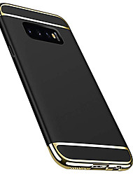cheap -Case For Samsung Galaxy S9 / S9 Plus / S8 Plus Plating Back Cover Solid Colored Hard Plastic